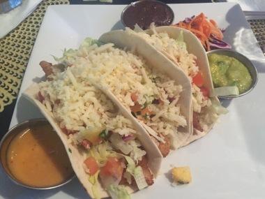 My fish tacos