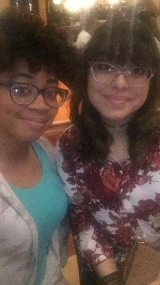 Priskila and I